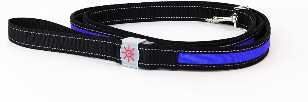 NIGHT SCOUT LED Dog Leash (ナイトスカウト LED リード)
